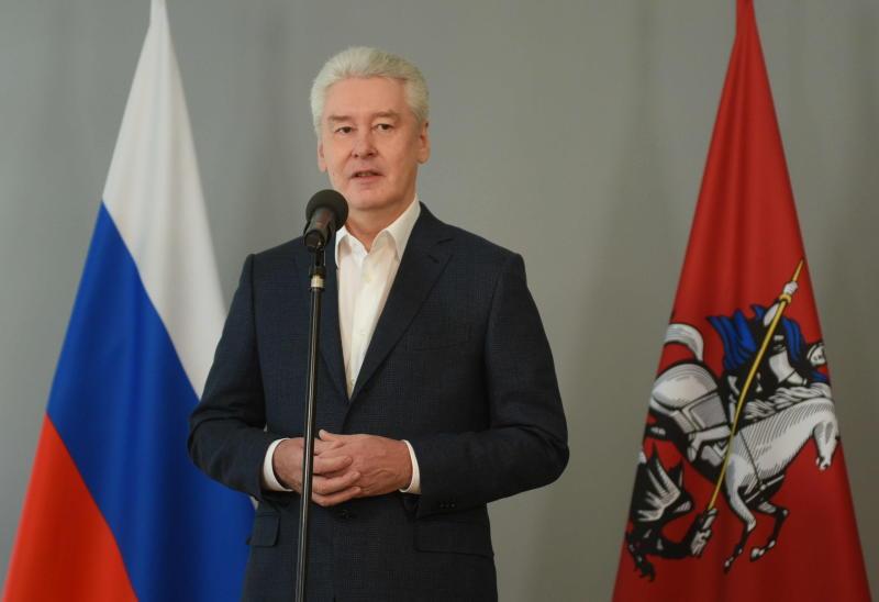 Сергей Собянин выразил соболезнования в связи со взрывом в метро Санкт-Петербурга