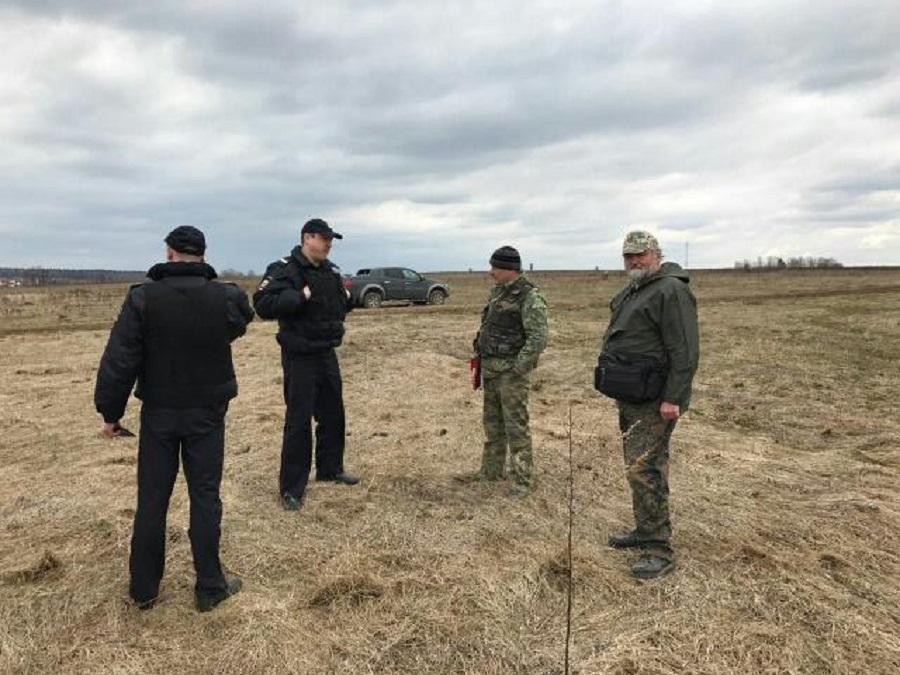 Сотрудники полиции провели рейд в защиту археологии