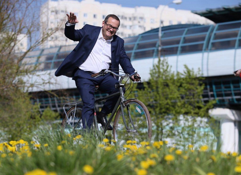 Велоспорт объединяет людей и населенные пункты