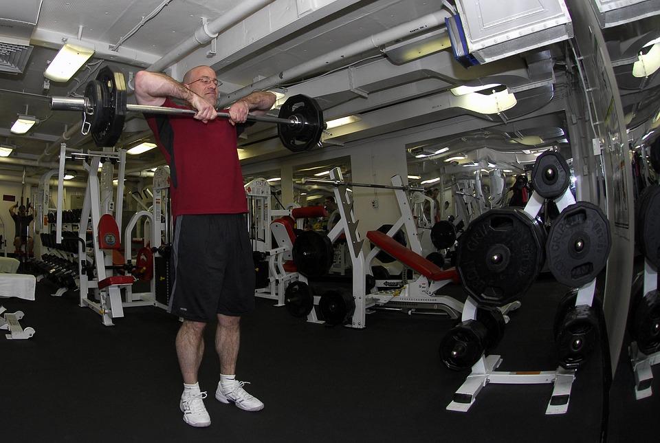 Самым спортивным дедушкой может стать участник из Щербинки. Фото: архив, «Вечерняя Москва»