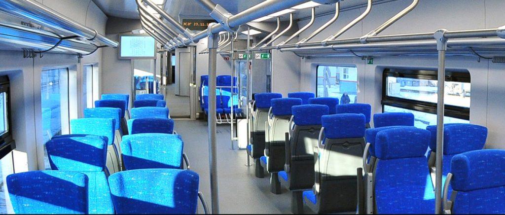 Пассажиры МЦК узнают о пересадках на автобусы не выходя из вагонов