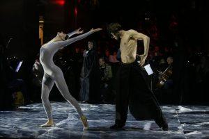 Репетицию оперы «Сильмариллион. Памяти Толкина» провели в московском метро