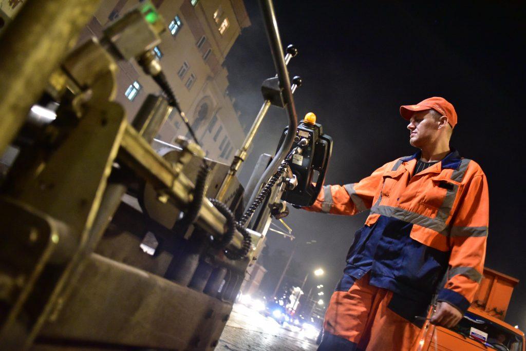 На улицах Кокошкино обновят асфальт и расширят тротуары