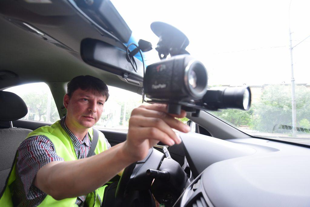 Дорожный патруль снизит «напряженность» на дорогах Москвы
