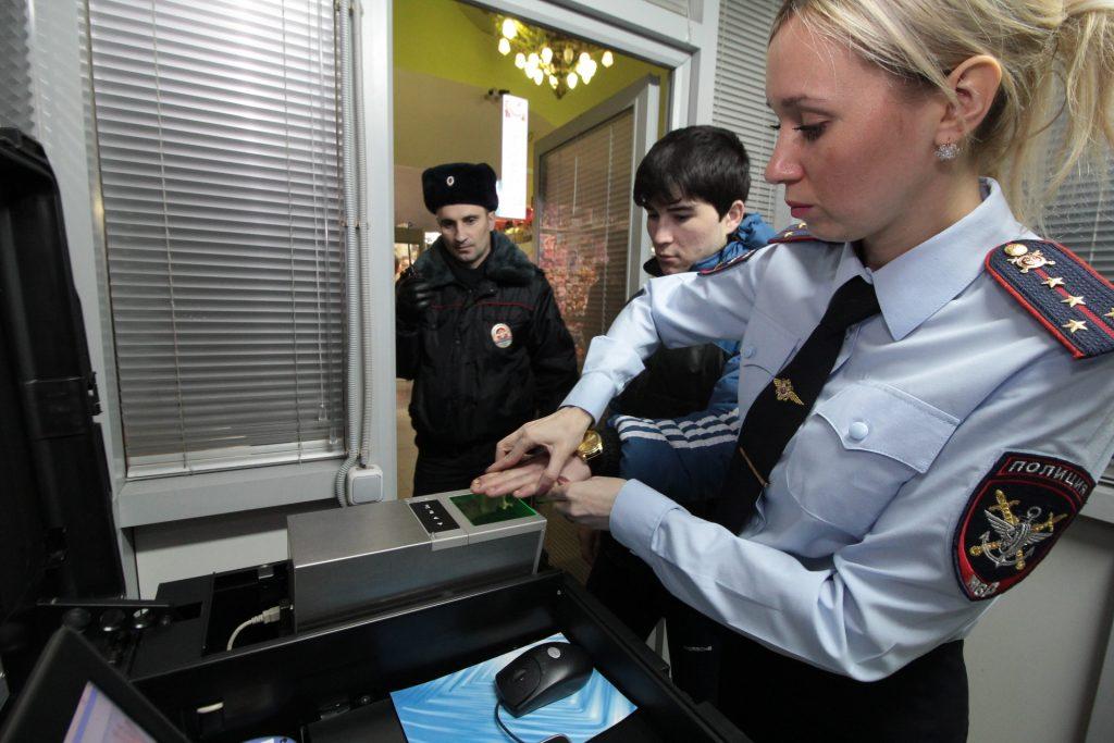Сотрудники ФСБ закрыли центры поддельных документов