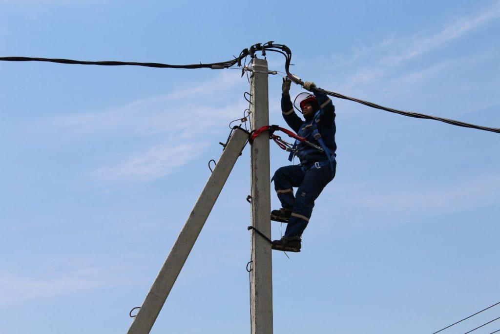 Ремонт электросетей в Новой Москве идет с опережением графика