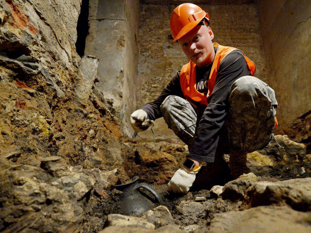 Археологи нашли пять новых тайных комнат в центре Москвы