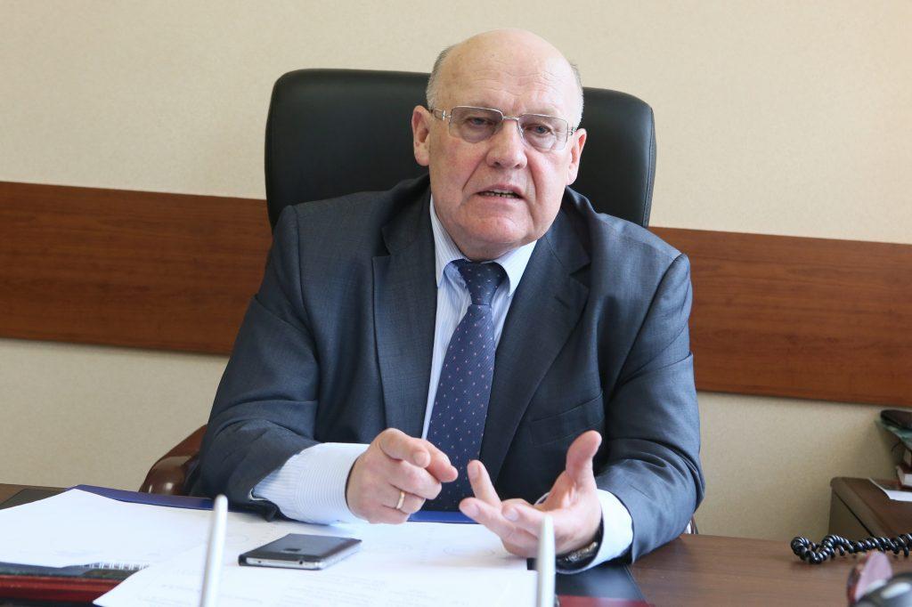 Георгий Князев: наша Сахара стала оазисом