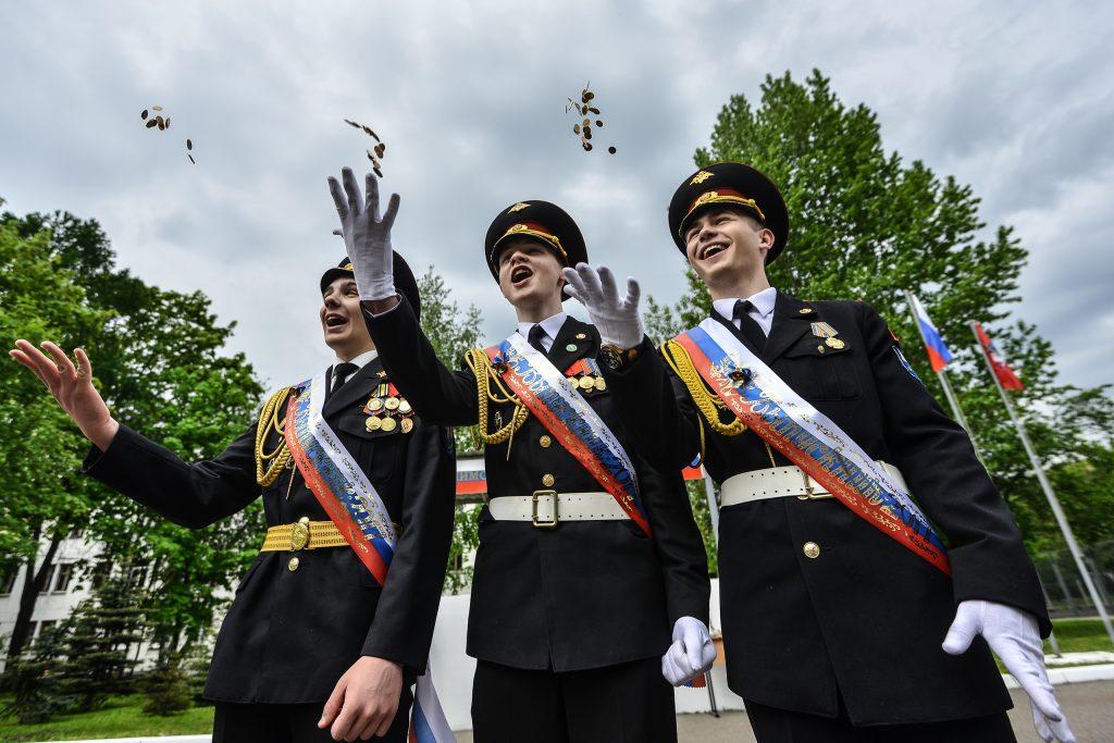 Впервые в Новой Москве состоится Всероссийский кадетский слет