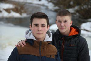 Школьники из Кленовского будут награждены медалями