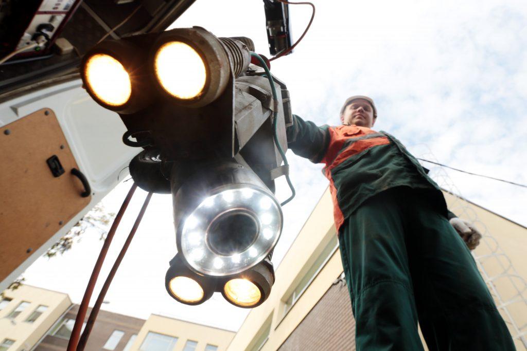 Качество дорог в Новой Москве проверят с помощью георадара