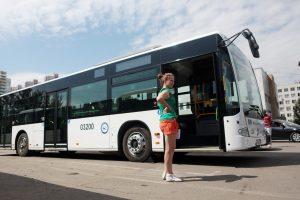 Нескольким автобусным маршрутам дали новые номера. Фото: архив «Вечерняя Москва»: