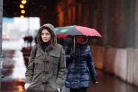 Москвичам пообещали мокрый снег в конце мая