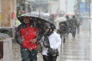 """Синоптики прогнозируют снег в конце мая. Фото: """"Вечерняя Москва"""""""