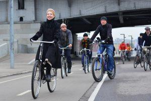 Почти пять тысяч человек примет участие в велопробеге «Спасибо за то, что мы живы!»