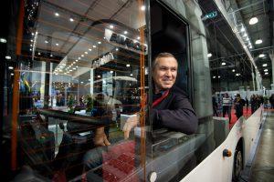 """Порядка двух миллиардов человек выбрали общественный транспорт. Фото: """"Вечерняя Москва"""""""