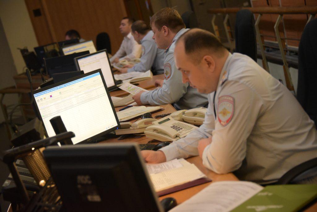 Официальная информация. Фото: Пресс-служба УВД по ТиНАО