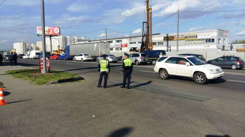Итоги рейда «Маленький пешеход» подвели сотрудники дорожной полиции