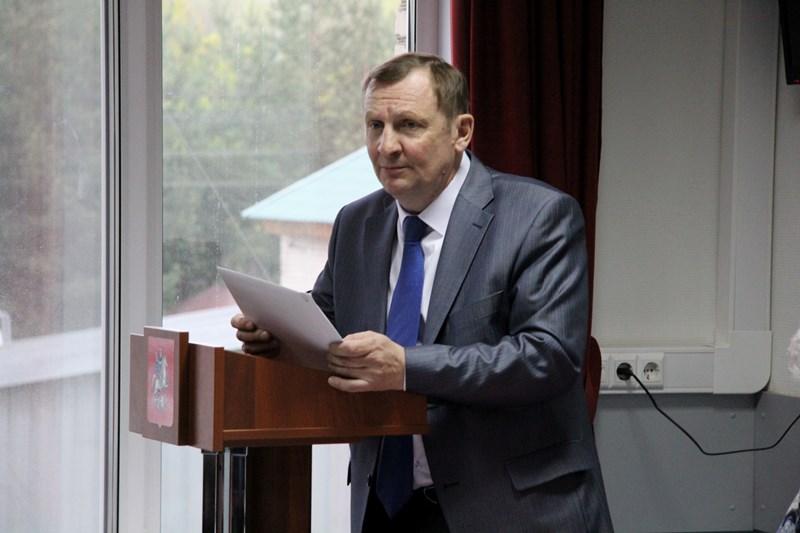 Троицкий совет ветеранов избрал нового председателя