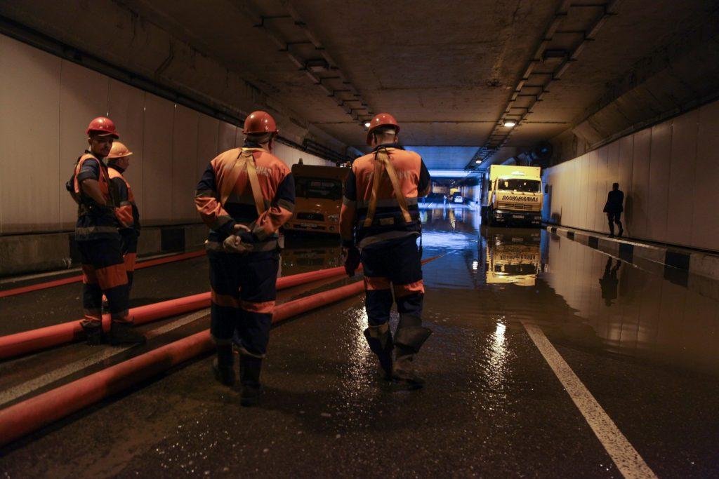 Самый широкий тоннель Москвы откроют через два года в новых округах