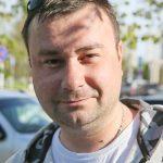 Михаил Бидзан, диспетчер воздушного транспорта