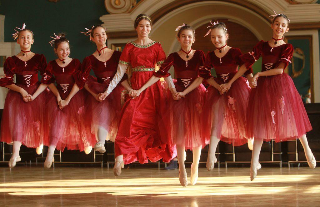 Ансамбль из поселения Московский получил приз на столичном фестивале музыки и танца