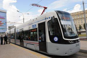 До 2035 года в ТиНАО проведут 130 километров трамвайных линий. Фото: Владимир Новиков