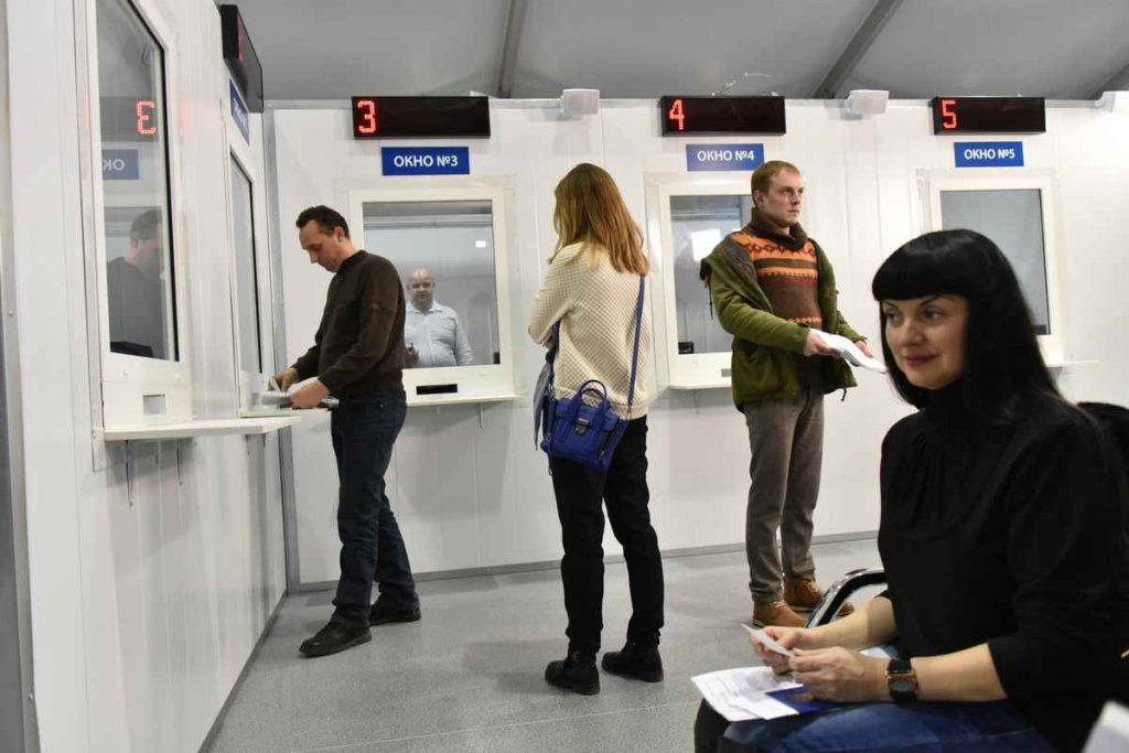 Семинар для слушателей Московского университета МВД прошел в Миграционном центре в Сахарово