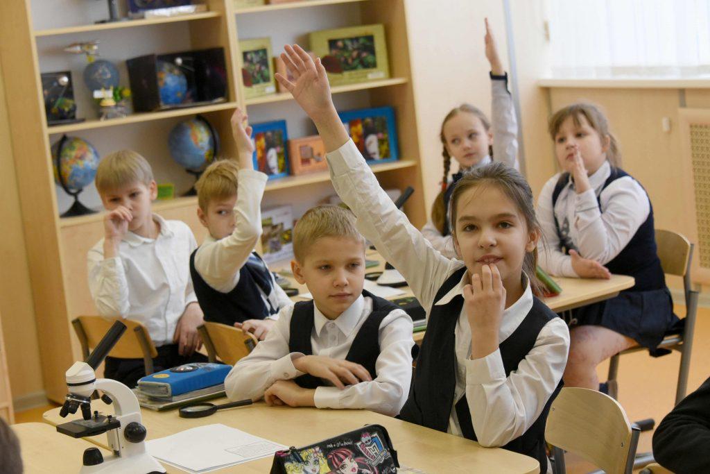 Московские школьники побили свой прошлогодний рекорд по количеству дипломов в финале Всероссийской олимпиады