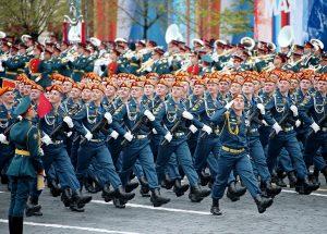 Более 80 миллионов зрителей посмотрели трансляцию парада Победы в Москве