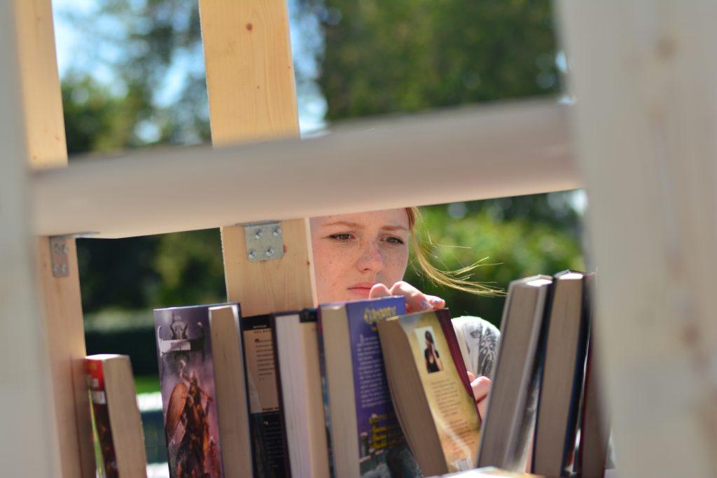 Встречи с поэтами проведут библиотеки Новой Москвы на фестивале «Красная площадь»