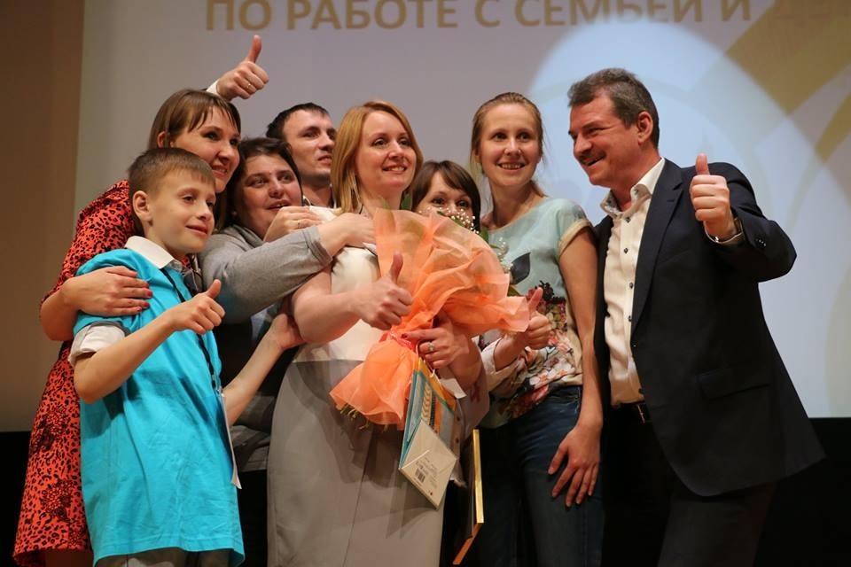 Жительница новых округов стала лучшим специалистом по работе с семьей в Москве