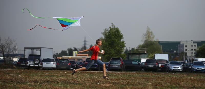 Фестиваль воздушных змеев пройдет в Москве