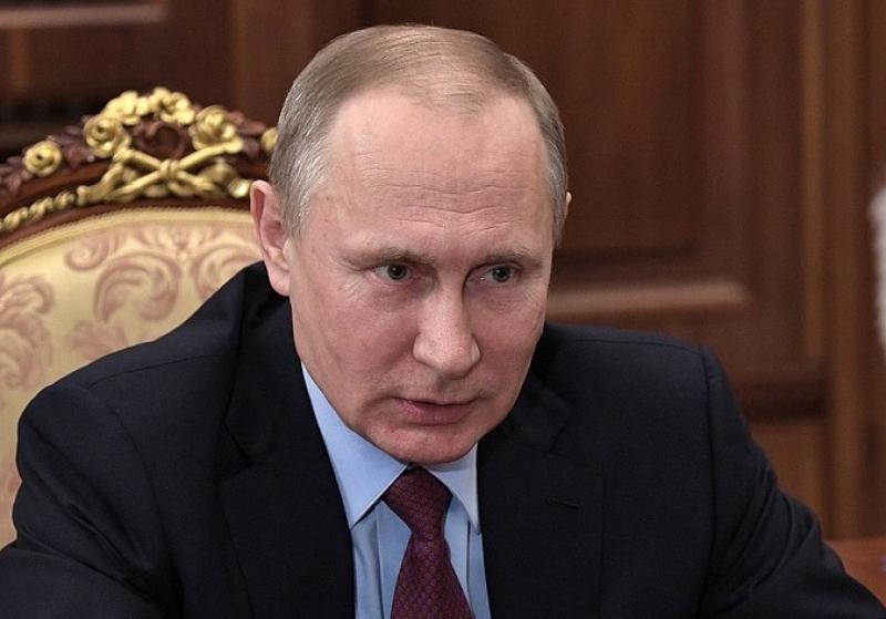 Владимир Путин утвердил стратегию экономической безопасности России