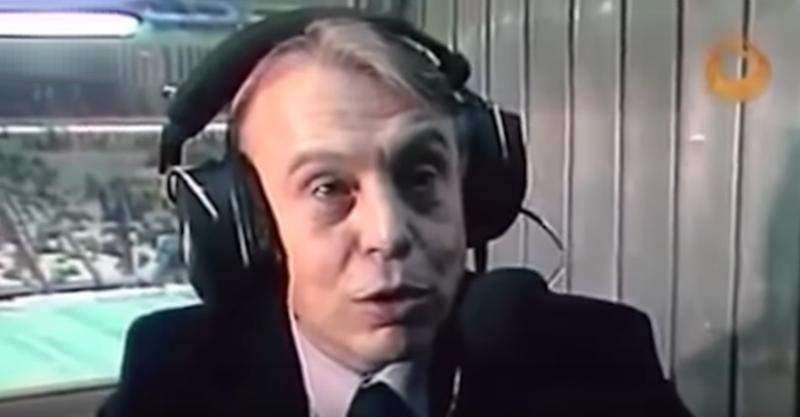 В Москве скончался спортивный комментатор Владимир Перетурин