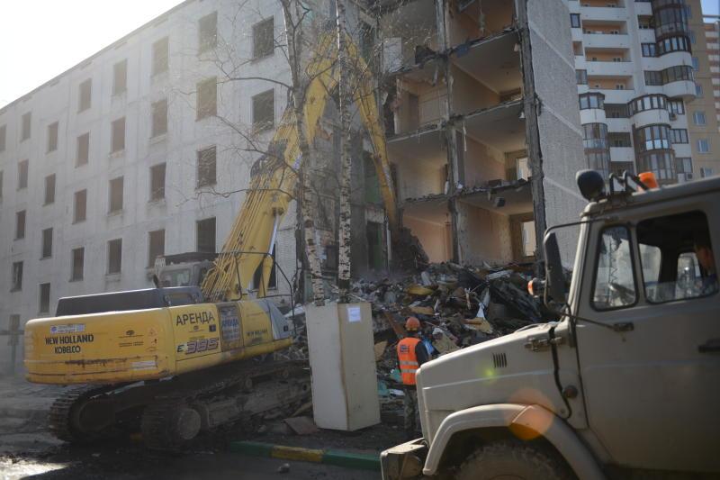 Включение дома в программу реновации при согласии 2/3 собственников закреплено законом. Фото: архив, «Вечерняя Москва»
