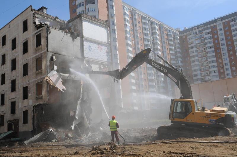 Принят городской закон для защиты прав москвичей при реновации. Фото: архив, «Вечерняя Москва»