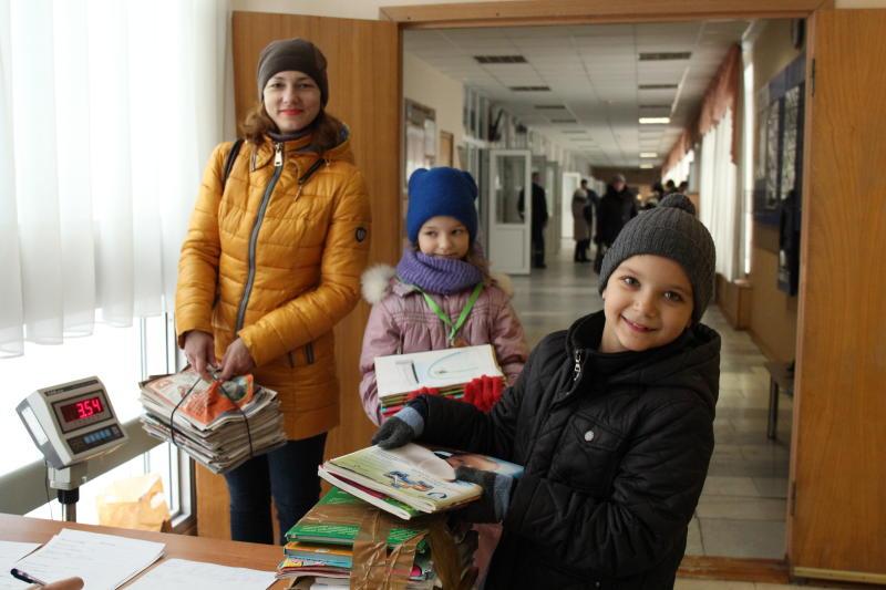 Депутат Совета депутатов организует сбор макулатуры в Кокошкино