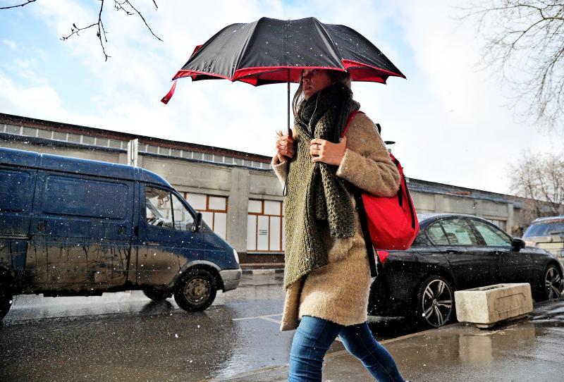 В Москве к концу недели понизится температура воздуха