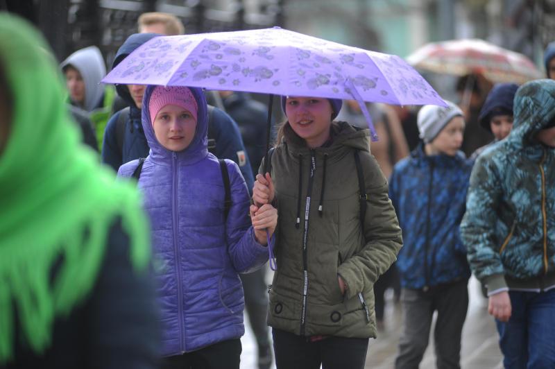 Синоптики обещают понижение температуры 16 мая
