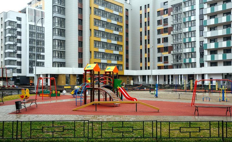 Городская среда станет комфортнее в результате программы реновации. Фото: mos.ru