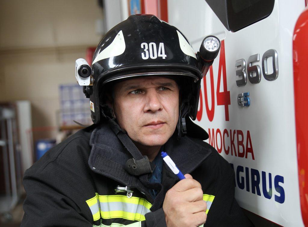 Зарифмовал карданный вал и пожарные рукава