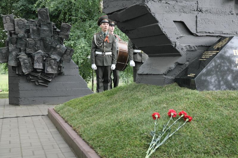 Мемориалы в Воскресенском приведут в порядок ко Дню памяти и скорби