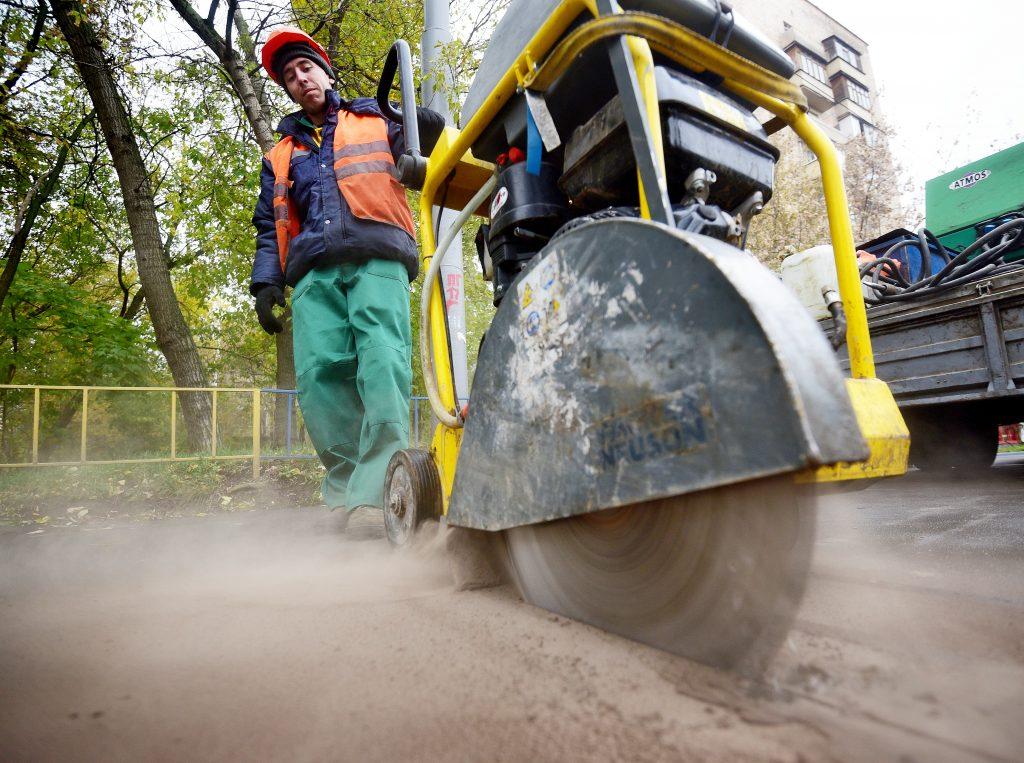 Тротуары отремонтируют в поселении Щаповское