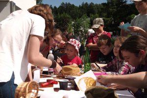 Троицк. 18 июня 2017 года. Благотворительный фестиваль «Дари добро» собрал участников всех возрастов. Фото: Александр Корнеев