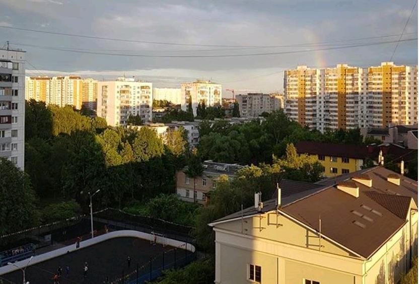 Капитальный ремонт 21 дома начался на территории Щербинки