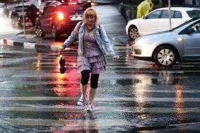Синоптики в Москве обещают дождливую погоду