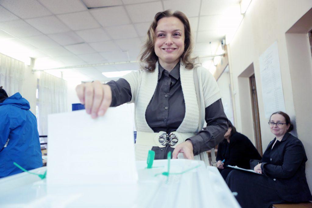 Видеонаблюдение становится частью московского стандарта выборного процесса