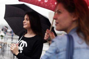Жара и сильный дождь ожидают москвичей в пятницу