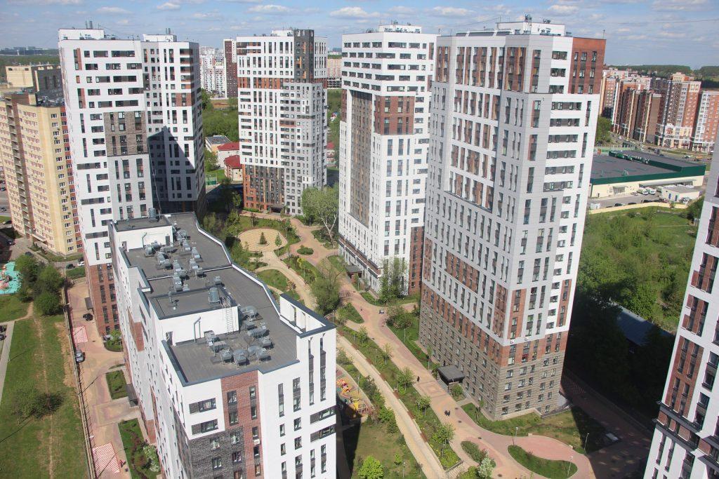 Свыше 50 социальных объектов построили в Новой Москве за пять лет